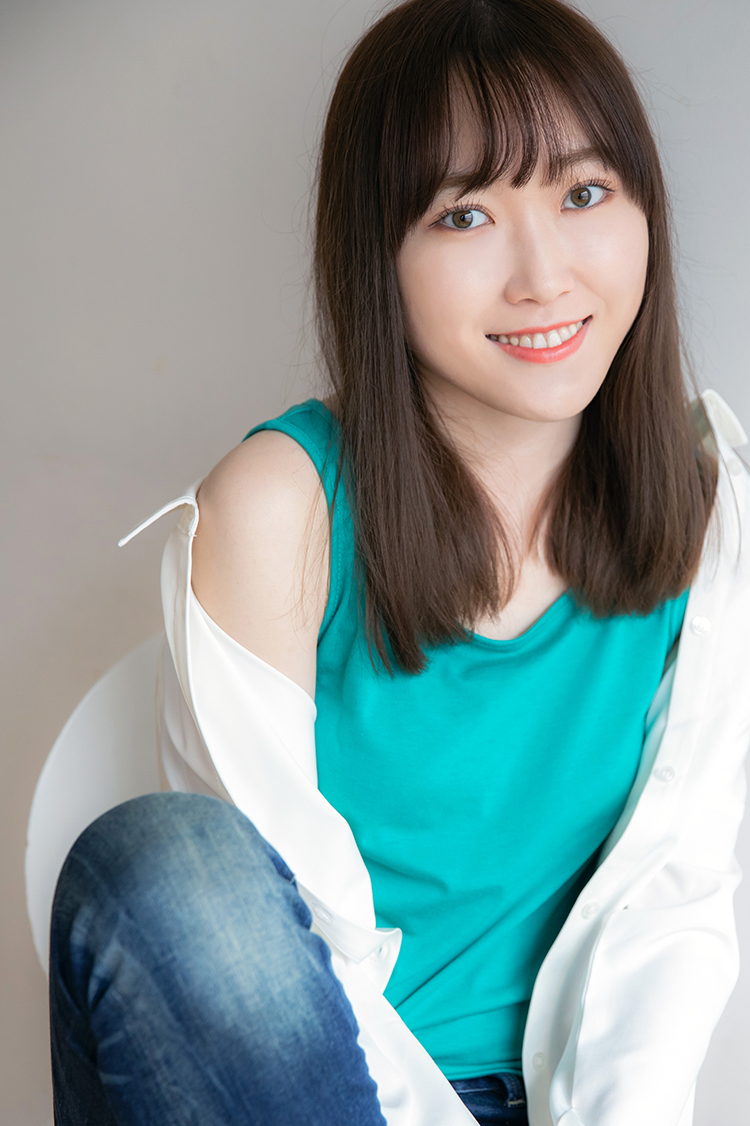 猪俣芽生 (Mei Inomata)